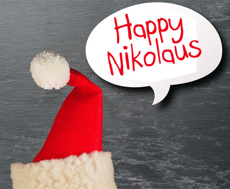 Happy Nikolaus Bild f�r Facebook