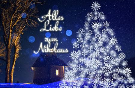 Klassische Nikolausgrüße