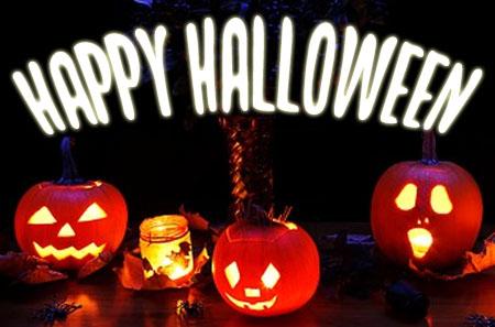 Halloweenwünsche für Facebook