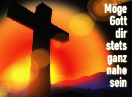 Sei Gott bei der Kommunion ganz nah