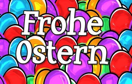 Osterwünsche für Kinder