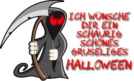 WhatsApp Wünsche zu Halloween