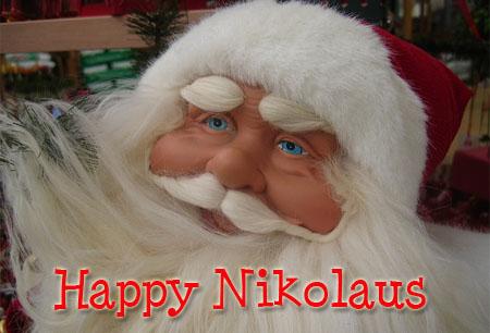 WhatsApp Nikolausgru�