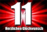 11. Geburtstag Spr�che