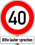 40. Geburtstag Spr�che