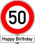 50. Geburtstag Spr�che