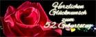 52. Geburtstag Gl�ckw�nsche