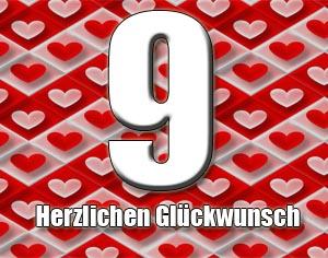 9. Geburtstag Spr�che