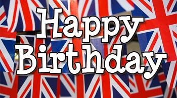 Englische Spr�che zum Geburtstag