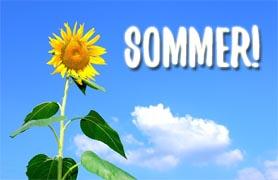 Spr�che zum Sommer