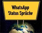 Lustige WhatsApp Status Spr�che
