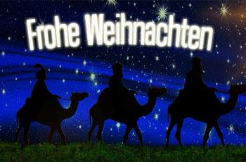 WhatsApp Weihnachtsw�nsche